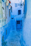 Chefchaouen,Marocco, 2013. Spring in Africa. View strets, nature Royalty Free Stock Photography