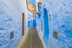 Chefchaouen,Marocco, 2013. Spring in Africa. View strets, nature Stock Image