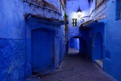 Chefchaouen, Marokko Lizenzfreie Stockfotos