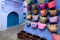 Chefchaouen, Marokko Stockfotografie