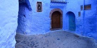 Chefchaouen, Marokko Stockfotos