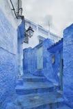 Chefchaouen, Marokko stock foto's