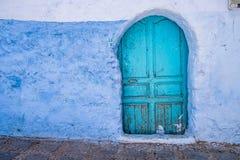 Chefchaouen, Marrocos Foto de Stock Royalty Free