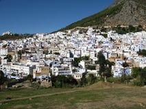 Chefchaouen, Marruecos Foto de archivo libre de regalías