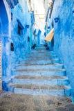 Chefchaouen, Marruecos Imágenes de archivo libres de regalías