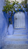 Chefchaouen medina Royalty Free Stock Photos