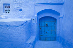 Chefchaouen medina Royalty Free Stock Photography