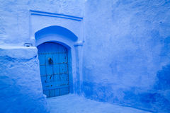 Chefchaouen medina Royalty Free Stock Photo
