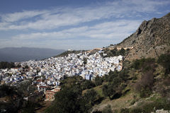 Chefchaouen, Morocco Royalty Free Stock Photos