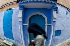 chefchaouen morocco Fotografering för Bildbyråer