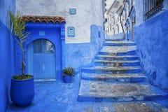 chefchaouen Morocco Zdjęcie Stock
