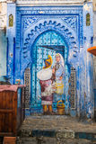 Chefchaouen, Morocco Stock Photography