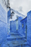 The beautiful blue medina of Chefchaouen, the pearl of Morocco. The beautiful blue medina of Chefchaouen, the pearl of Morocco - North Africa Stock Photos