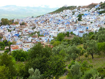 Chefchaouen Morocco Royalty Free Stock Images