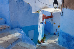 Chefchaouen, Morocco Royalty Free Stock Images