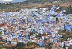 Chefchaouen, Morocco Royalty Free Stock Photography