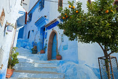 Chefchaouen Royalty Free Stock Images