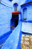 Chefchaouen Old Medina Royalty Free Stock Photography