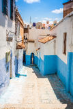 Chefchaouen Old Medina, Morocco, Africa Royalty Free Stock Image