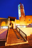 Chefchaouen Old Mosque Royalty Free Stock Photography