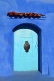 Chefchaouen, Rif Valley, Marrocos Imagens de Stock