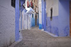 Chefchaouen town, Morocco Royalty Free Stock Image