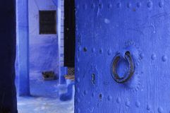 Chefchaouen town, Morocco Royalty Free Stock Photography