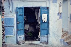 Chefchaouen town, Morocco Stock Photo
