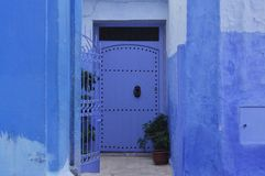 Chefchaouen town, Morocco Royalty Free Stock Photo