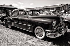 Chefe sem redução da estrela de Pontiac do carro Imagens de Stock