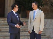 Chefer av Spanien Royaltyfri Bild