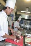 Chefkochen Lizenzfreie Stockfotografie