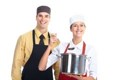 Chefs Stock Images
