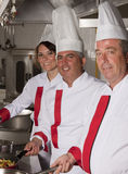 Chefs Stock Photo