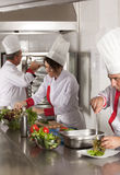 Chefs Stockfoto