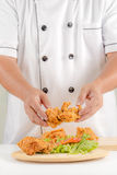 chefs fotografia royalty free