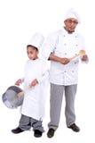 chefs royalty-vrije stock afbeeldingen