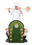 chefs royalty-vrije stock foto's