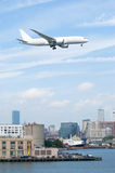Chegada a Boston Imagens de Stock Royalty Free