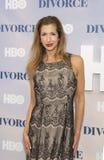 Chegada de HBO na premier de New York Fotografia de Stock Royalty Free