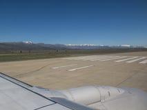 Chegada no Patagonia Fotos de Stock Royalty Free