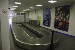 Chegadas Salão do aeroporto de Lahr Blackforest imagens de stock royalty free