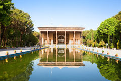 Chehel Sotoun, Esfahan ,Iran Royalty Free Stock Photography