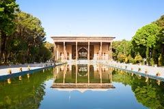 Chehel Sotoun, Esfahan, Iran Photographie stock libre de droits