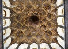 Chehel Sotun宫殿圆顶  图库摄影