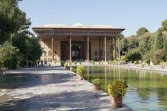 Chehel Sotun宫殿,伊斯法罕,伊朗,亚洲 库存图片