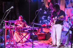 Cheick Tidiane Seck performs Stock Image