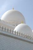 cheik de mosquée zayed Image stock