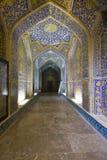 Cheik Lotfollah Mosque de Masjed-e Image stock