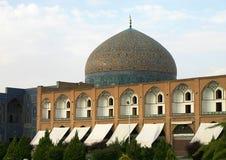 Cheik Lotfollah Mosque. Isphahan. l'Iran. Photographie stock libre de droits